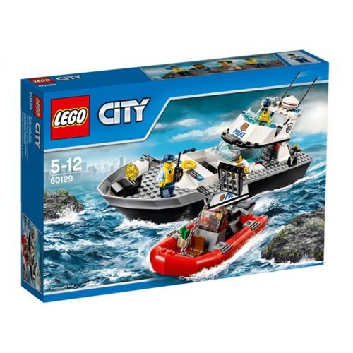 LEGO Nava de patrulare a politiei - LEGO 60129 (City)