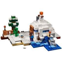 LEGO Ascunzisul din zapada - LEGO 21120 (Minecraft)