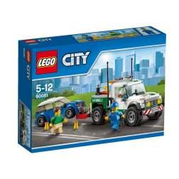 LEGO Camioneta de remorcare - LEGO 60081 (City)