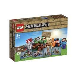 LEGO Cutie de crafting - LEGO 21116 (Minecraft)