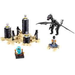 LEGO Dragonul Ender - LEGO 21117 (Minecraft)