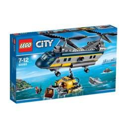 LEGO Elicopter pentru expeditii marine - LEGO 60093 (City)