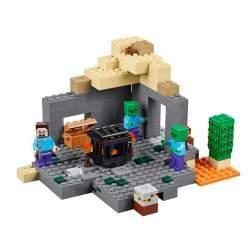 LEGO Temnita - LEGO 21119 (Minecraft)