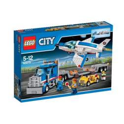 LEGO Transportor de avion cu reactie - LEGO 60079 (City)