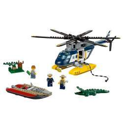 LEGO Urmarire cu elicopterul - LEGO 60067 (City)