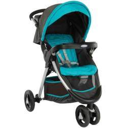 Carucior transformabil Graco FastAction Fold Ocean - Grey