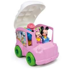 Autobuz Minnie Cu Cuburi - Clemmy