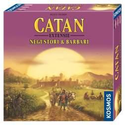 Colonistii din Catan - Extensie Negustori si Barbari 3-4 Jucatori