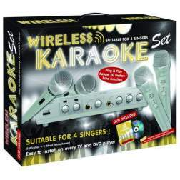 Karaoke Wireless