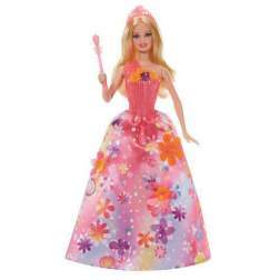 Papusa Barbie Printesa ALEXA (lb romana)
