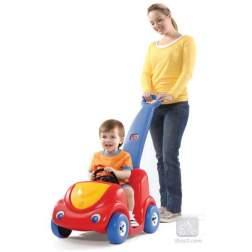 Vehicul Push Around Buggy Rosu