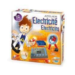 Atelierul de electricitate - 22 circuite - Buki