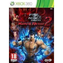 FIST OF THE NORTH STAR KENS RAGE 2 - XBOX360