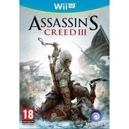 ASSASSINS CREED 3 - WII U
