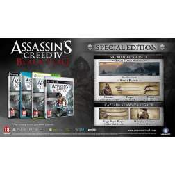 ASSASSINS CREED 4 BLACK FLAG D1 EDITION - WII U