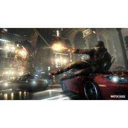WATCH DOGS D1 EDITION - WII U
