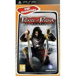 PRINCE OF PERSIA REVELATIONS PSP ESSENTIALS - PSP