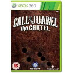 CALL OF JUAREZ THE CARTEL D1 EDITION - XBOX360