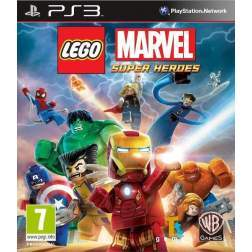 LEGO MARVEL SUPER HEROES ESSENTIALS - PS3