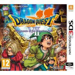 DRAGON QUEST VII FRAGMENTS OF THE FORGOTTEN PAST - 3DS
