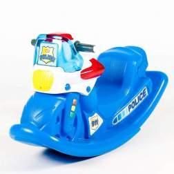 Balansoar de exterior cu sunete Little Tikes - Masina de politie