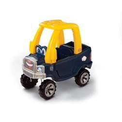 Masinuta de exterior cu pedale Little Tikes Cozy - Camion
