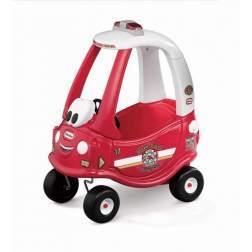 Masinuta de exterior cu pedale Little Tikes Cozy - Masina de pompieri