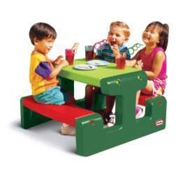Masuta de joaca pentru exterior Little Tikess - Picnic Junior