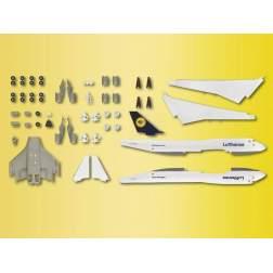 Aeromacheta Revell - Avion Boeing 747 Luftansa, scara 1:288