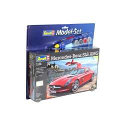 Macheta Revell - Model Set Masina Mercedes SLS AMG, scara 1:24