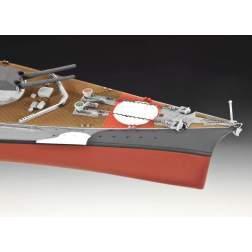 Navomacheta Revell - Vapor Bismarck, scara 1:700