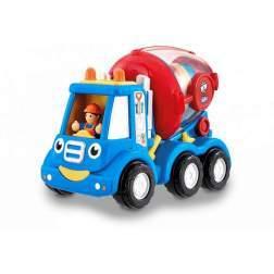 Jucarie WOW Toys - Betoniera Mike, fara baterii