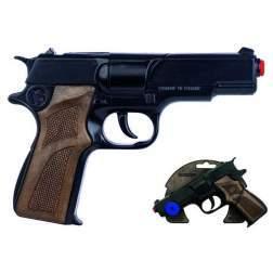 Pistol de jucarie Gonher Politie - 3125/6