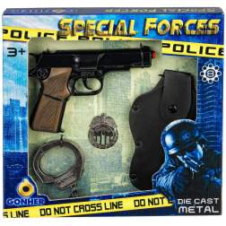 Set jucarie Armament Politie - Fortele Speciale - 425/6