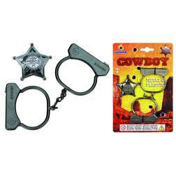 Catuse de jucarie Cowboy