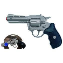 Revolver de jucarie Gonher - Politie - 3033/0