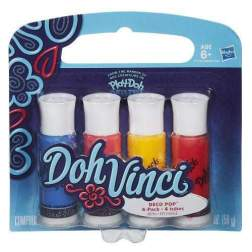 DohVinci Set 4 Rezerve Deco Pop