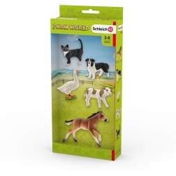 Set Figurine Schleich - Animalute Din Lumea Fermei 42386