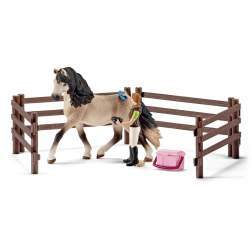 Set Figurine Schleich - Cal Andalusian 42270