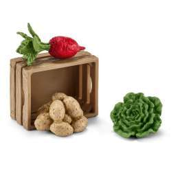 Set Figurine Schleich - Hrana Pantru Porci Si Purcei 42289