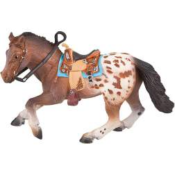 Figurina Bullyland - Cal Appaloosa