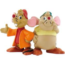 Figurina Bullyland Disney Cenusareasa - Gus si Jack