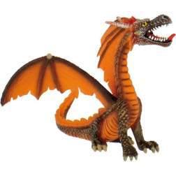 Figurina Bullyland - Dragon orange