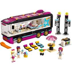 LEGO Autobuzul de turneu al vedetei pop - LEGO 41106 (Friends)
