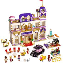 LEGO Grand Hotel Heartlake - LEGO 41101 (Friends)