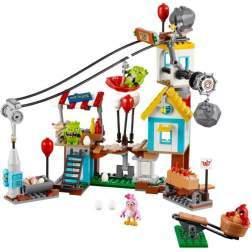 LEGO Pig City Teardown - LEGO 75824 (Angry Birds)