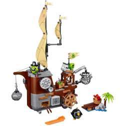 LEGO Piggy Pirate Ship - LEGO 75825 (Angry Birds)