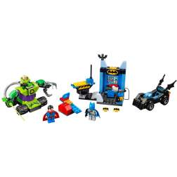 LEGO Batman si Superman contra Lex Luthor - LEGO 10724 (Juniors)