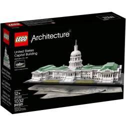 LEGO United States Capitol Building - LEGO 21030 (Architecture)
