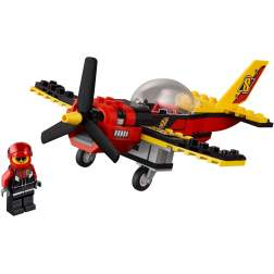 LEGO Avion de curse - LEGO 60144 (City)
